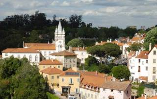 Câmara Municipal, Sintra, Lisbon Tour, Portugal