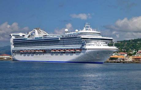 Caribbean Princess, Dominica
