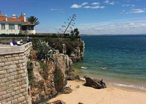Cascais Beachfront, Portugal