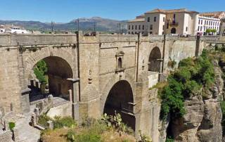 Puente Nuevo, Ronda, Spain, Seville Córdoba Ronda Tour