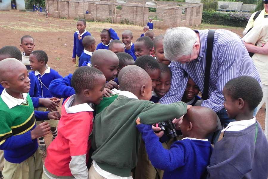 About Orana Travel, Marangu, Tanzania, School Children