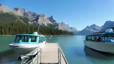 Spirit Island Maligne Lake Cruise