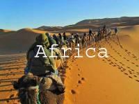 Visit Africa, Sahara Camel Trek, Merzouga, Morocco