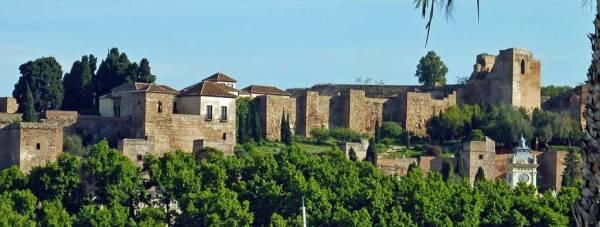 Alcazaba, Moorish Fort, Málaga Tour, Spain