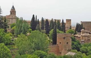 the Alhambra, Alhambra Tour, Granada