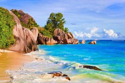 Anse Source d'Argent, La Digue, Visit Seychelles