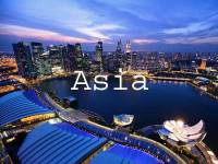 Visit Asia Title Page, Singapore, Marina Bay Sands