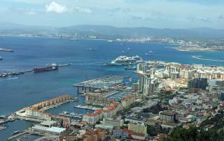 Bay of Gibraltar, Gibraltar Tour