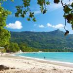 Beau Vallon Bay Beach, Mahé, Seychelles Islands