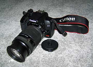 Canon Digital SRL Zoom, Travel Tips