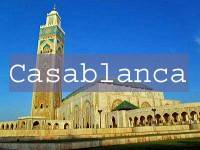 Casablanca Page Title, Hassan II Mosque