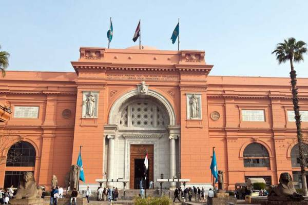 Egyptian Museum, Cairo Shore Excursion