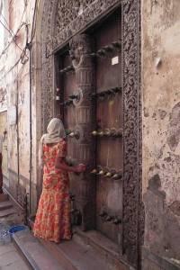 Elephant Door, Stone Town, Zanzibar Tour