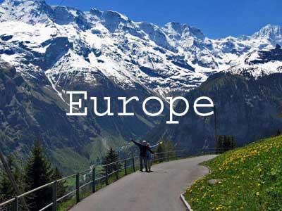 Visit Europe - Plan Your Trip