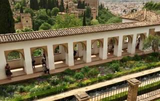Generalife, Alhambra Tour, Granada