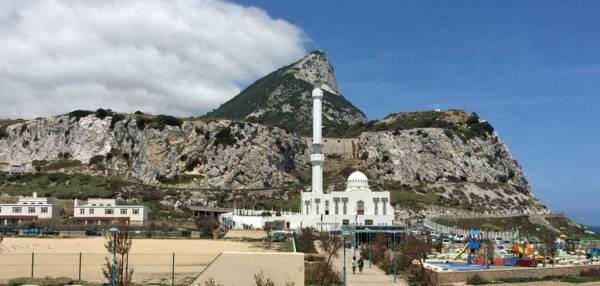 Ibrahim al Ibrahim, Europa Point, Gibraltar Tour