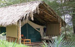Kisima Ngedga Tented Camp, Lake Eyasi Safari