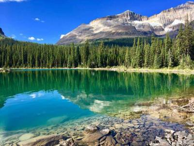 Lake O'Hara, Banff Hiking Tour, Yoho National Park