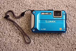 Lumix Underwater Camera, Travel Tips