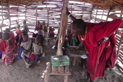 Maasai Boma Safari, Kindergarten