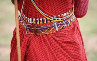 Maasai Wardrobe, Amboseli Safari