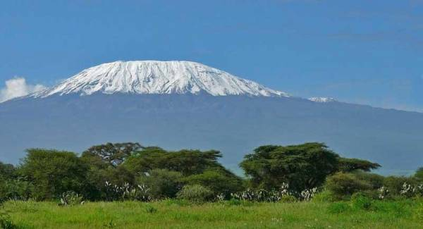 Mount Kilimanjaro, Amboseli Safari, Kenya