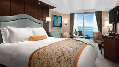 Oceania Cruises, Concierge Level Veranda