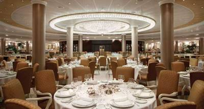 Oceania Cruises, Grand Dining Room