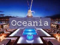 Oceania Cruises Title Page, Pool Deck
