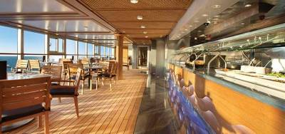 Oceania Cruises, Waves Grill