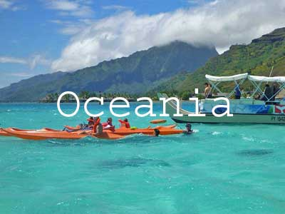 Visit Oceania - Plan Your Trip