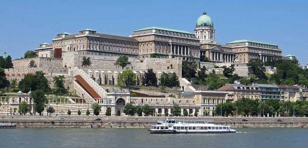 River Cruising, Danube River, Budapest