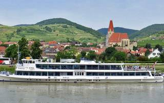 River Cruising, Danube River, Wachau Valley