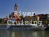 River Cruising Title Page, Danube River, Passau