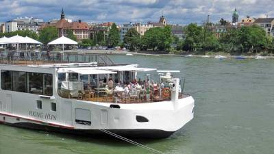 River Cruising, Viking Hlin, Basel