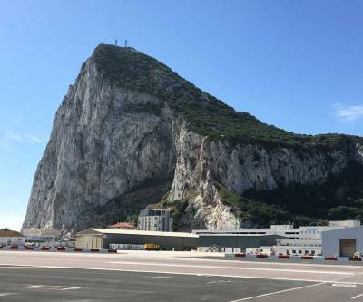 Gibraltar Tour, Rock of Gibraltar