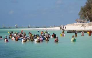 Smelt Fishing, Nungwi Beach, Zanzibar Tour