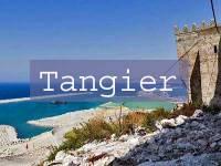 Tangier Page Title, Tangier Bay, Kasbah