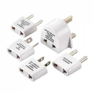 Travel Tips, Electrical Adapters
