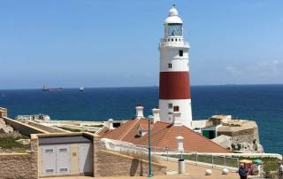 Trinity House Lighthouse, Gibraltar Tour