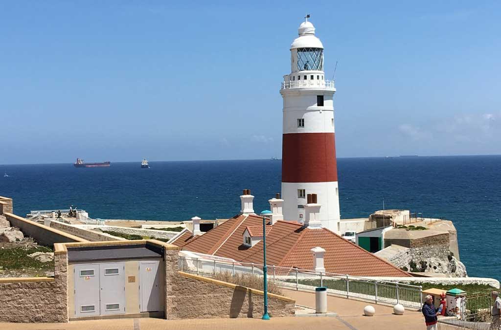Trinity House Lighthouse, Gibraltar Tour