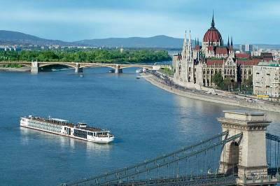 Viking River Cruises, Budapest
