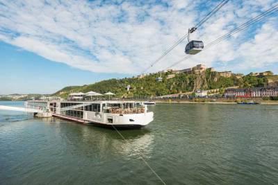 Viking River Cruises, Longship, Koblenz