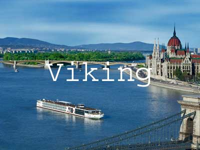 Viking River Cruises Title Page, Budapest