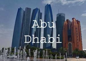 Abu Dhabi Title Page, Etihad Towers