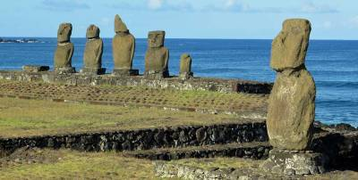 Ahu Tahai, Easter Island Shore Excursion
