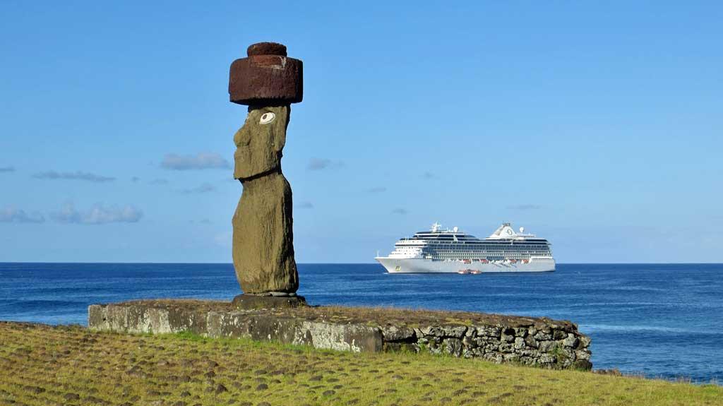 Easter island cruise