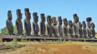 Ahu Tongariki, Easter Island Shore Excursion