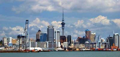Auckland Harbor, Visit Auckland, New Zealand