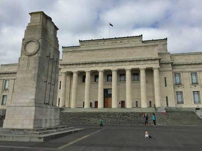 Auckland War Memorial Museum, Visit Auckland